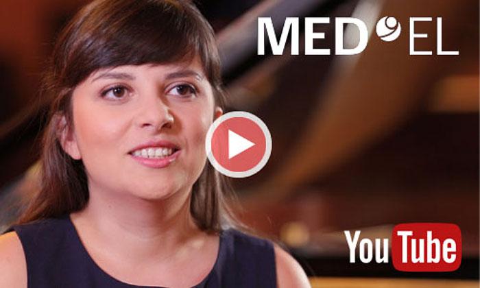 Cochlear Implants and Music: Johanna Pätzold—MED-EL