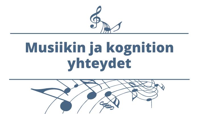 Musiikin ja kongnition yhteydet